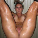Sexe avec une femme nue cochonne du  04