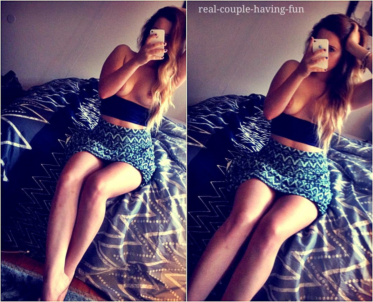 selfie coquin de fille sexy du 28 en manque