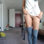 selfie sexy de fille du 08